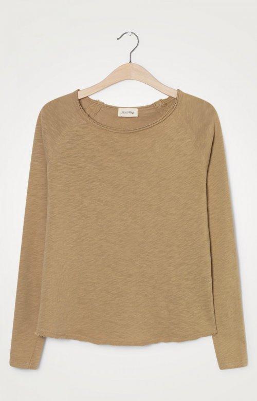 AMERICAN VINTAGE T-shirt LM Son Camello Vintage | Artikelnummer:SON31E20 camello