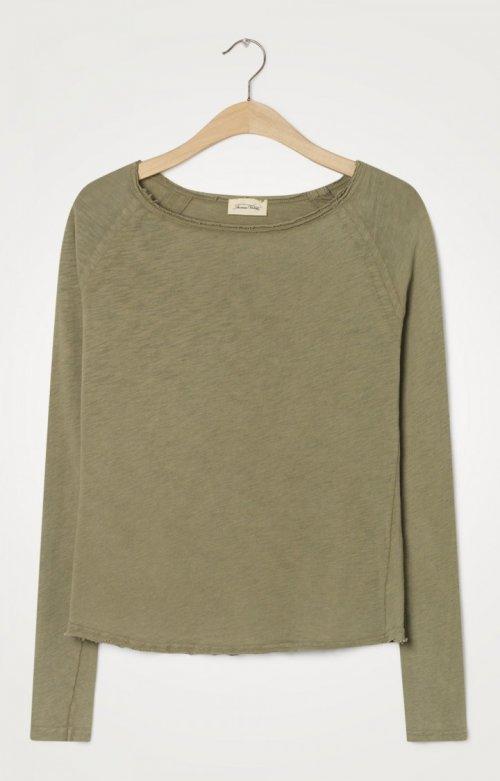 AMERICAN VINTAGE T-shirt LM Son Verveine Vintage   Artikelnummer:SON31E20 verveine