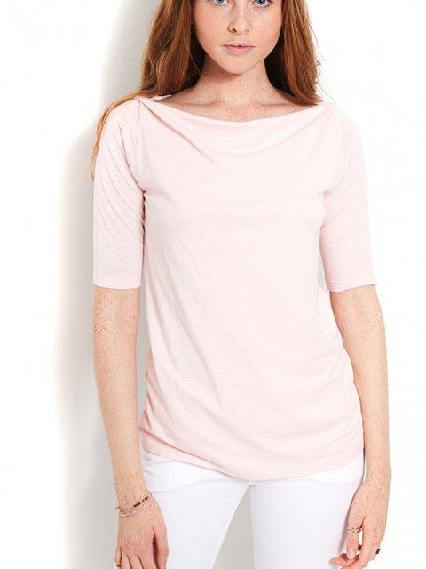 BLAUMAX T-shirt Kalea Ballet Rose | Artikelnummer:kalea 3700
