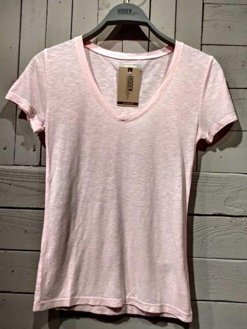 BLAUMAX T-shirt Leonie Ballet Roze | Artikelnummer:leonie 3700