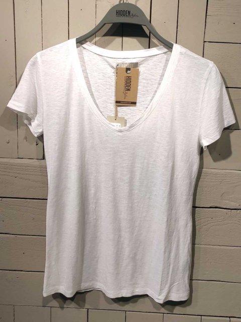 BLAUMAX T-shirt Leonie White | Artikelnummer:leonie 0