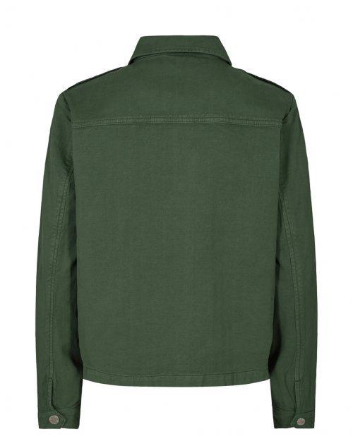 MOS MOSH Blazer Herringbone Blair Union Green | Artikelnummer:132680 527