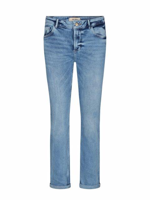 MOS MOSH Jeans Ava Ankle Light Blue | Artikelnummer:131380 406