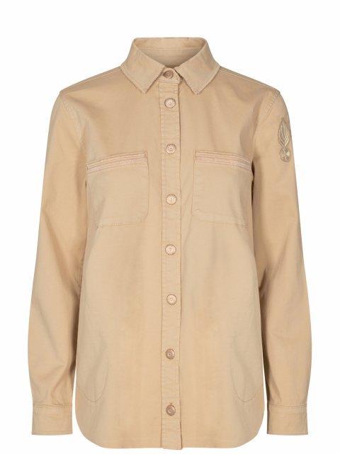MOS MOSH Shirt Cuss Safari   Artikelnummer:131600 135
