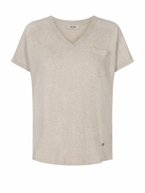 MOS MOSH Shirt V Maya Safari   Artikelnummer:131910 135