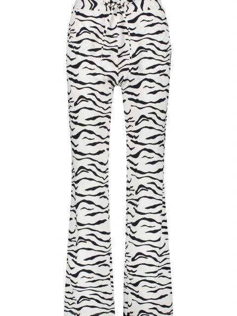 PENN & INK Broek Zebra | Artikelnummer:S20N704P zebra