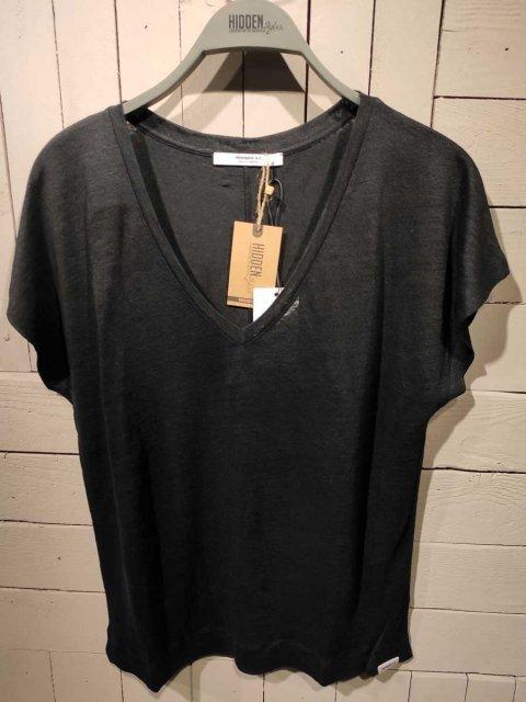 PENN & INK T-shirt Black | Artikelnummer:S20F693U black