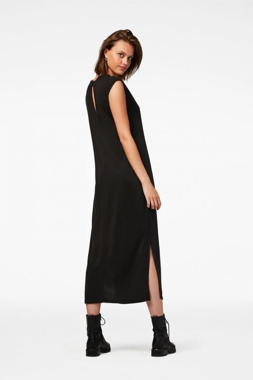 SIMPLE Jurk Pheline Black | Artikelnummer: pheline black