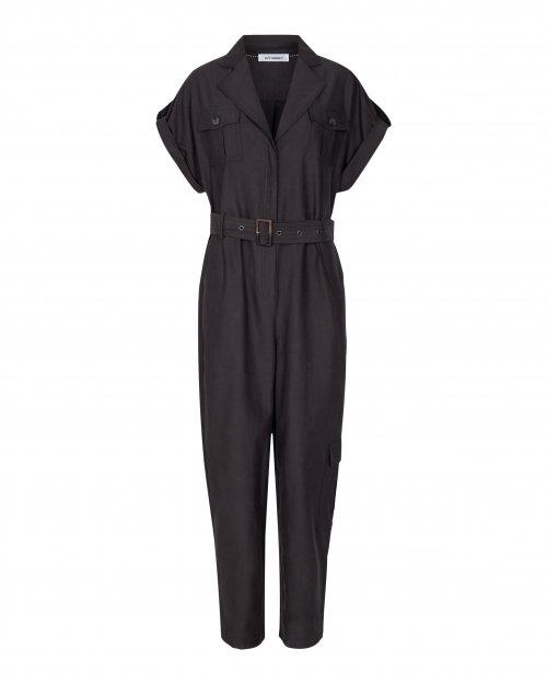 CO-COUTURE-Jumpsuit-Cargo-Suit-Elle-Summer-Black