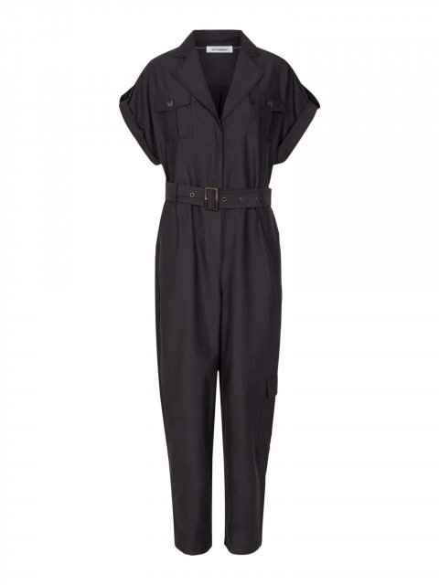 CO-COUTURE-Jumpsuit-Cargo-Suit-Elle-Summer-Black