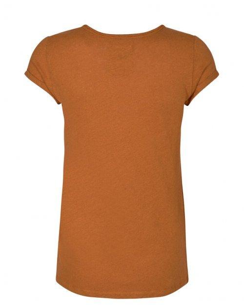 MOS MOSH T-shirt Troy Glazed Ginger | Artikelnummer:117440 382