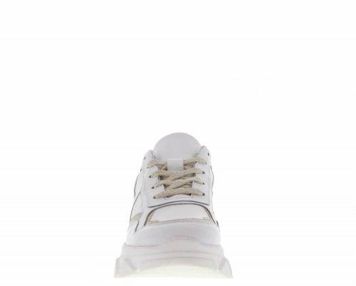 TANGO Sneaker Kady Fat White/Gold | Artikelnummer:kady.fat.10J 200 3