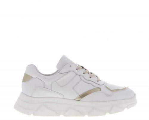 TANGO Sneaker Kady Fat White/Gold | Artikelnummer:kady.fat.10J 200