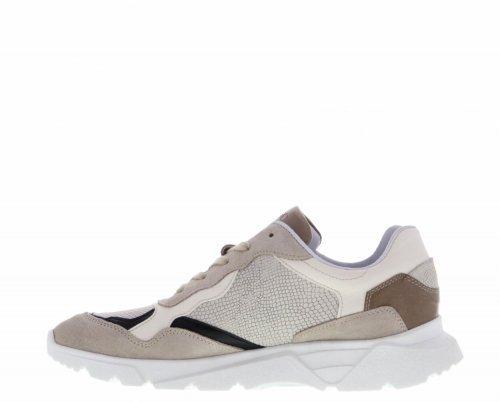 TANGO Sneaker Kate Beige/Bone White/Taupe | Artikelnummer:kate.13i 7000