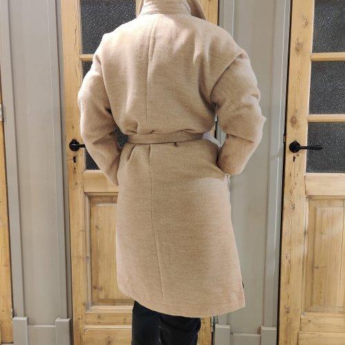 JC SOPHIE Coat Eros Beige | Artikelnummer:Eros.7071 102