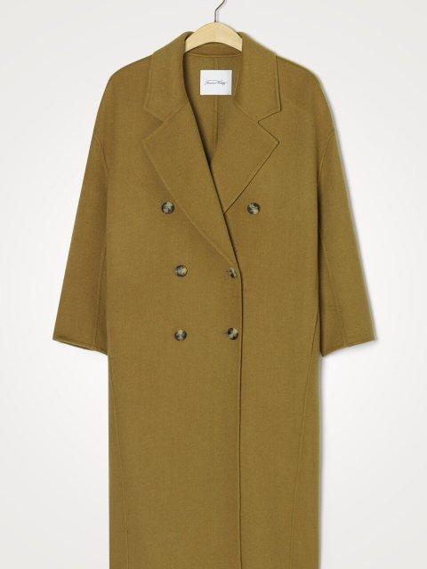 AMERICAN VINTAGE Coat Dado Marmotte | Artikelnummer:DADO404H20 marmotte