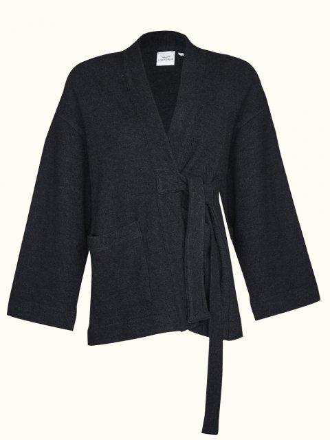CLUB L'AVENIR Kimono Yuna Black | Artikelnummer:5552235 10