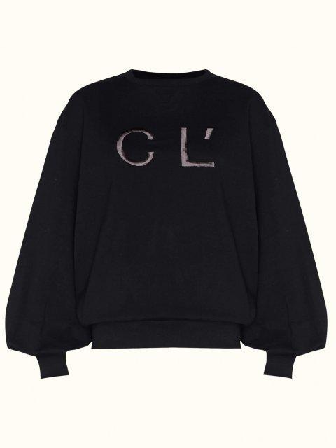 CLUB L'AVENIR Sweater Wabi Black | Artikelnummer:2050005 10