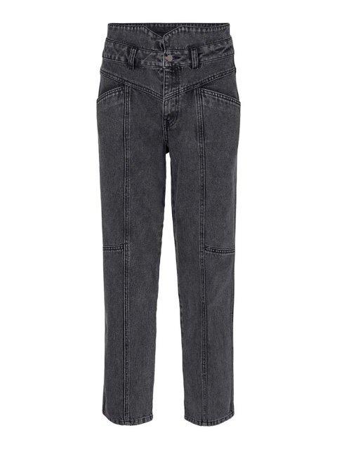 CO'COUTURE Jeans Zora Black Stonewash | Artikelnummer:91098 73