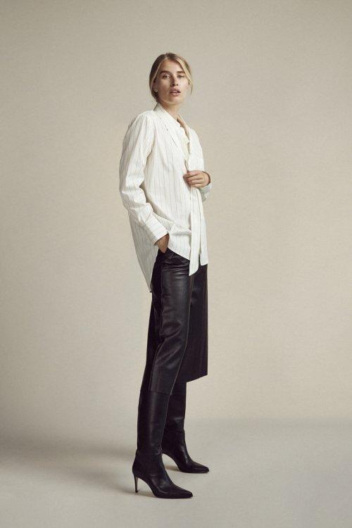 FEMMES du SUD Culotte Delphine Leather Look Black | Artikelnummer:delphine black 3