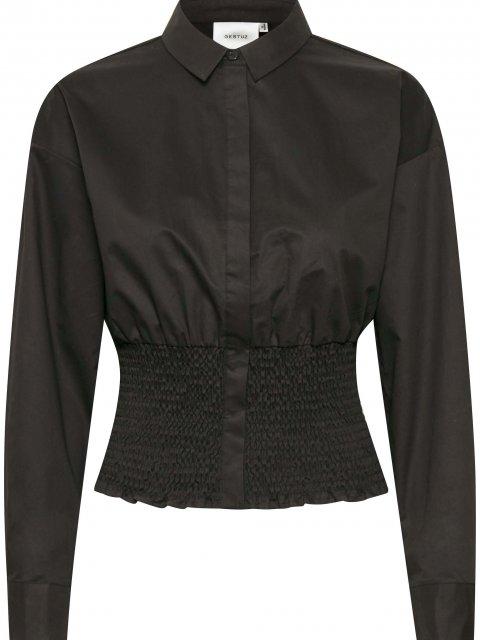 GESTUZ Shirt Miriam Black | Artikelnummer:10904739 100017
