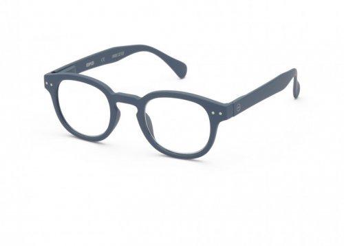 IZIPIZI IZIPIZI Leesbril Model C Grey Soft | Artikelnummer:#C grey soft