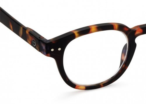 IZIPIZI IZIPIZI Leesbril Model C Tortoise | Artikelnummer:#C Tortoise 3