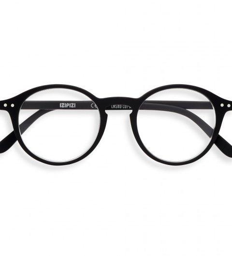 IZIPIZI IZIPIZI Leesbril Model D Black | Artikelnummer:#D Black