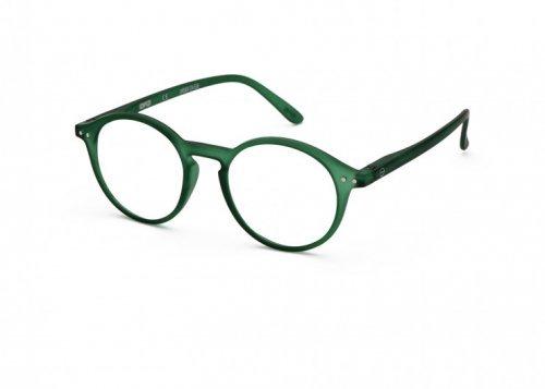 IZIPIZI IZIPIZI Leesbril Model D Green Crystal | Artikelnummer:#D Green Crystal