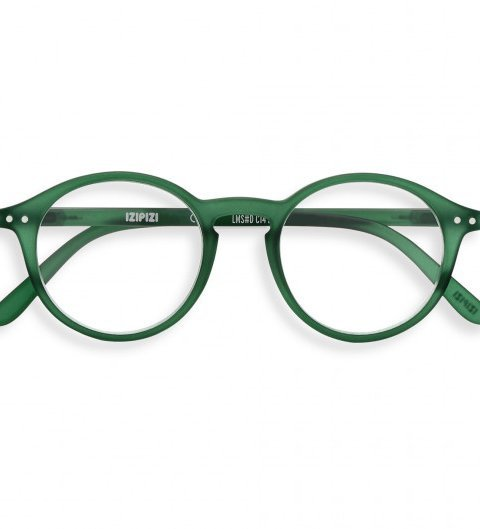 IZIPIZI IZIPIZI Leesbril Model D Green Crystal | Artikelnummer: #D Green Crystal
