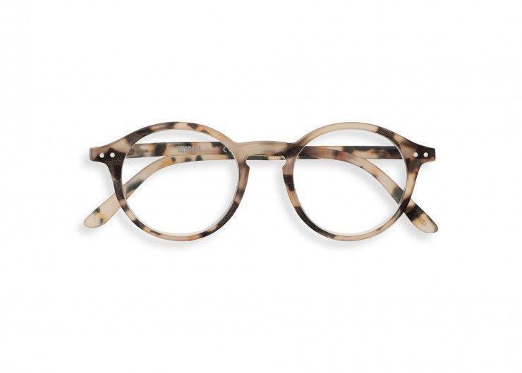 IZIPIZI IZIPIZI Leesbril Model D Light Tortoise | Artikelnummer:#D loight tortoise