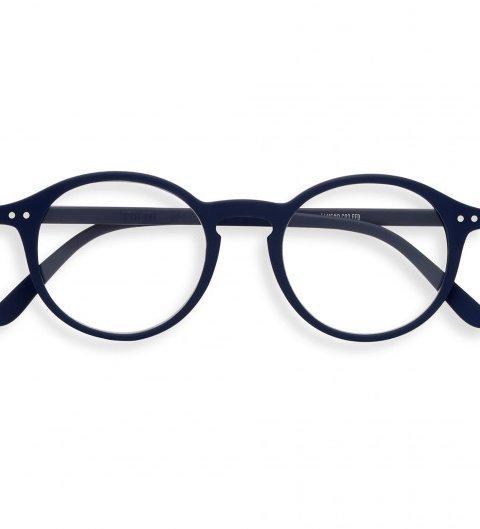 IZIPIZI IZIPIZI Leesbril Model D Navy Blue | Artikelnummer:#D Navy