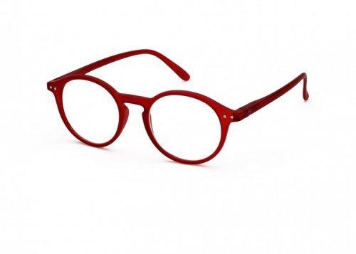 IZIPIZI IZIPIZI Leesbril Model D Red | Artikelnummer:#D Red