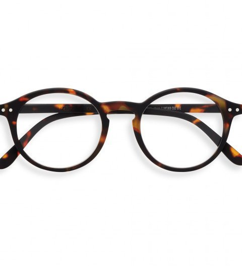 IZIPIZI IZIPIZI Leesbril Model D Tortoise | Artikelnummer:#D Tortoise