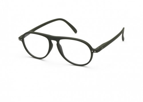 IZIPIZI IZIPIZI Leesbril Model K Khaki Green | Artikelnummer:#K khaki green