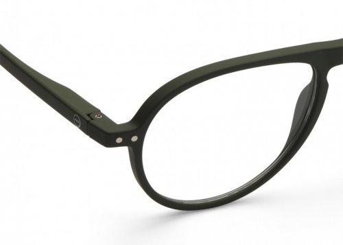 IZIPIZI IZIPIZI Leesbril Model K Khaki Green | Artikelnummer:#K khaki green 3