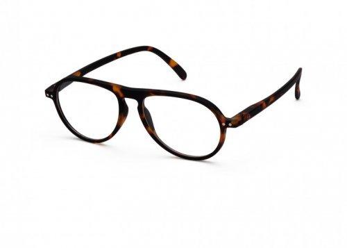 IZIPIZI IZIPIZI Leesbril Model K Tortoise | Artikelnummer:#K tortoise
