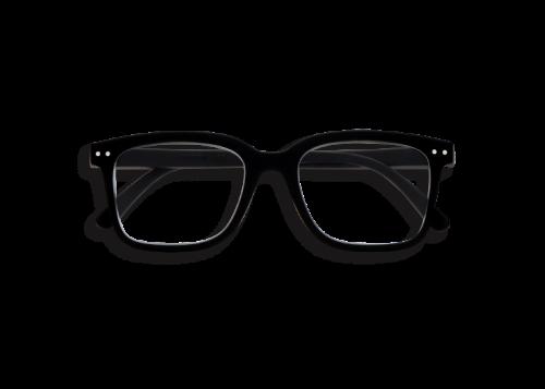 IZIPIZI Izipizi Leesbril Model L Black | Artikelnummer:#L black