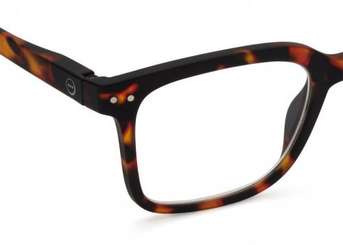 IZIPIZI Izipizi Leesbril Model L Tortoise | Artikelnummer:#L tortoise 3