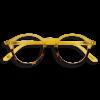 IZIPIZI Leesbril Model D Yellow 10 year edition | Artikelnummer:#D yellow