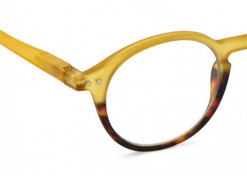 IZIPIZI Leesbril Model D Yellow 10 year edition | Artikelnummer:#D yellow 3