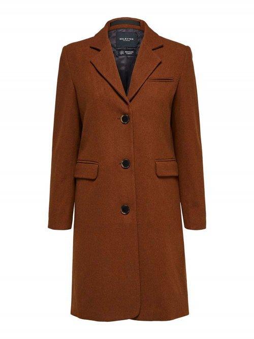 SELECTED FEMME Coat Felina Wool Dachshund | Artikelnummer:16073851 dachshund
