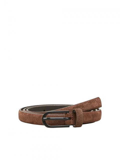 SELECTED FEMME Riem Hannah Suede Coffee Bean | Artikelnummer: 16075177 coffee