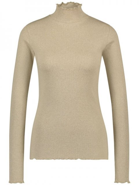 SIMPLE T-shirt LM Tyano  Sand Melange | Artikelnummer:tyano sand mel