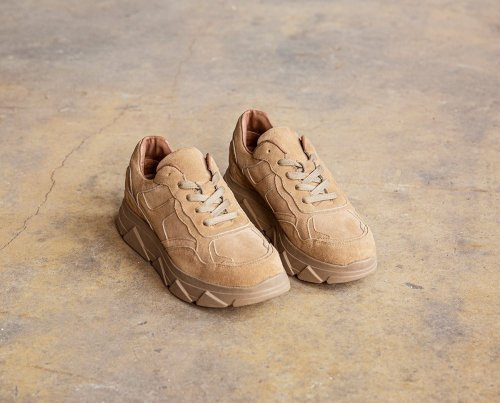 TANGO Sneaker Kady Fat Cognac | Artikelnummer:kady.fat.10AX 800
