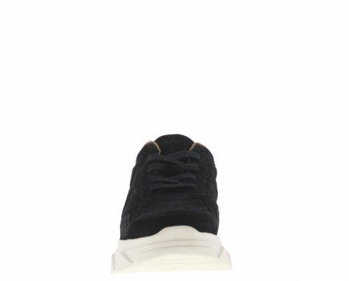 TANGO Sneaker Kady Fat Suede Black   Artikelnummer:kady.fat.10AK Black 3