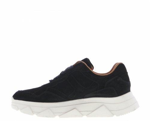 TANGO Sneaker Kady Fat Suede Black   Artikelnummer:kady.fat.10AK Black