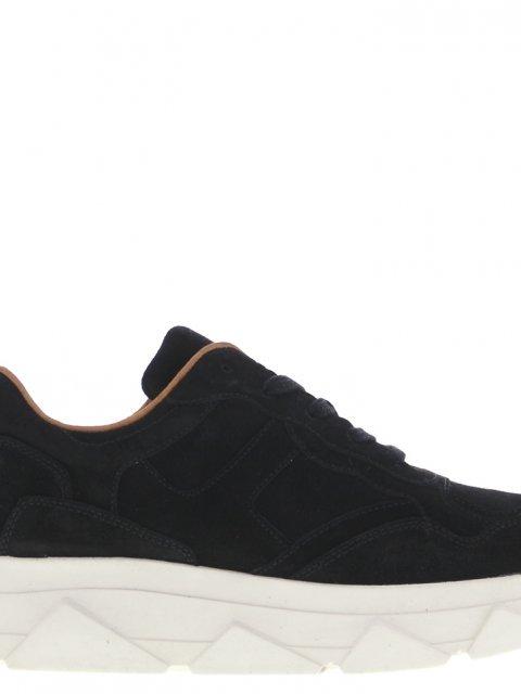 TANGO Sneaker Kady Fat Suede Black | Artikelnummer:kady.fat.10AK Black