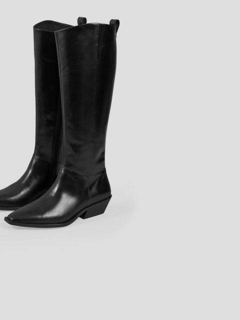 VAGABOND Vagabond Hoge Laars Ally Black | Artikelnummer:5011.001.20 black