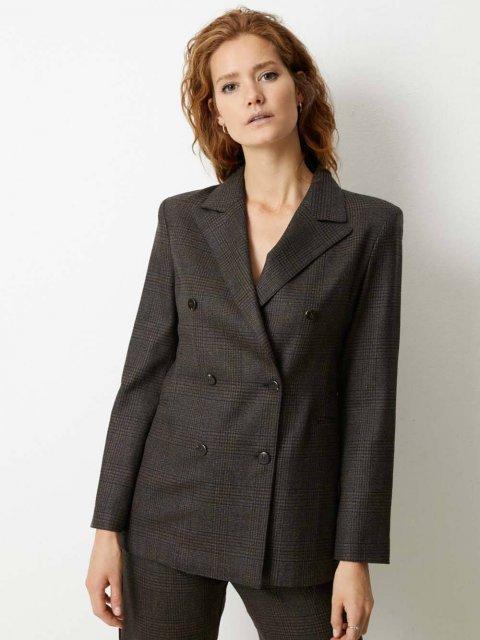 LOIS Blazer Cannes Wool Check | Artikelnummer:26.396.177 checks